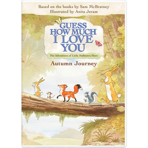 Guess How Much I Love You: Autumn Journey (DVD) - image 1 of 1