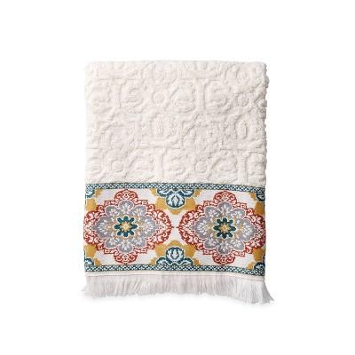 Kilim Bath Towel - Destinations