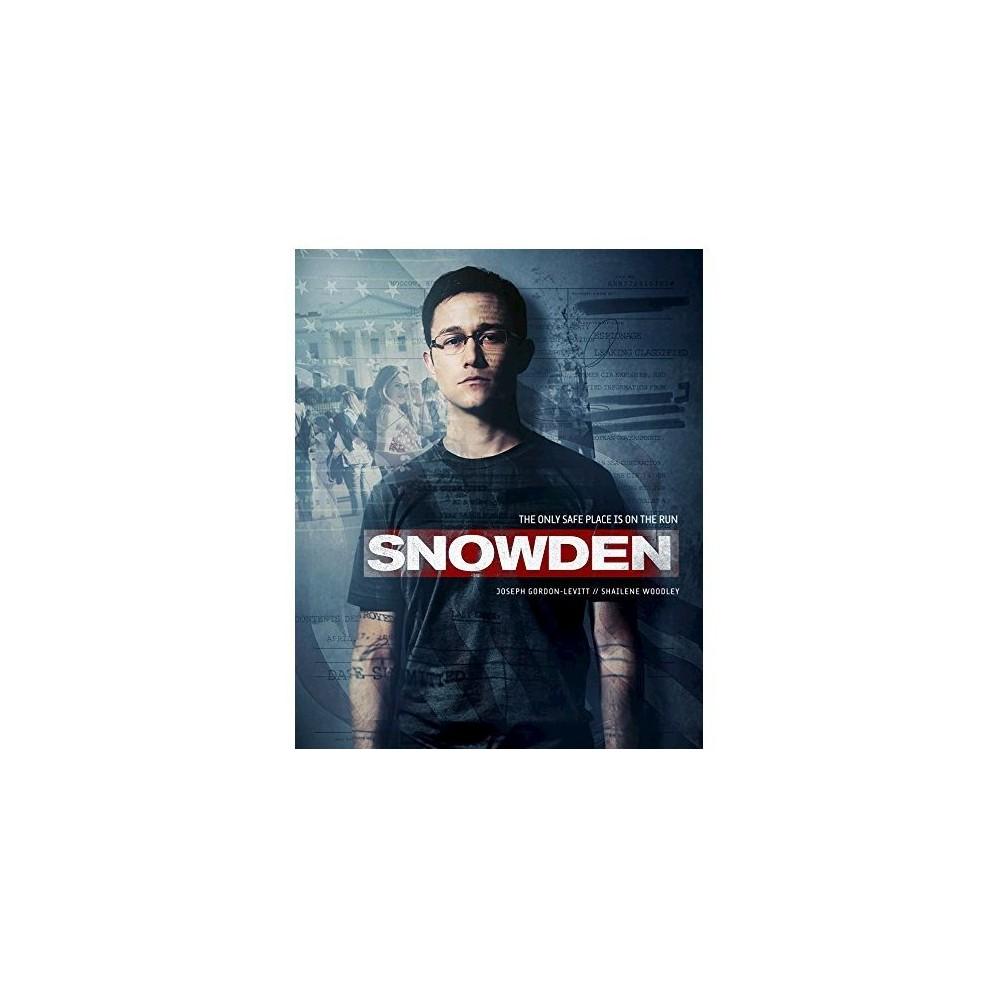 Snowden (Dvd), Movies