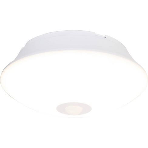 Energizer 300 Lumens Indoor LED Ceiling Fixture Motion Sensing Ceiling Lights White - image 1 of 4
