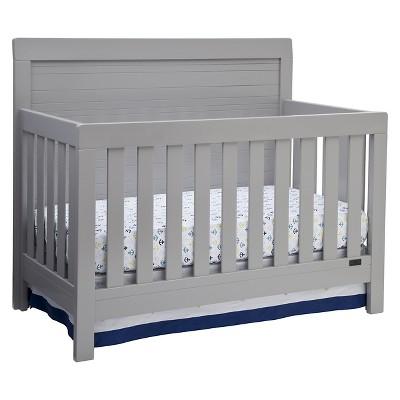 Simmons® Kids SlumberTime Rowen 4-in-1 Convertible Crib - Gray