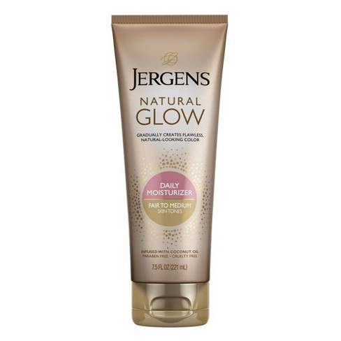 Jergens Natural Glow Revitalizing Lotion - 7.5 oz - image 1 of 3