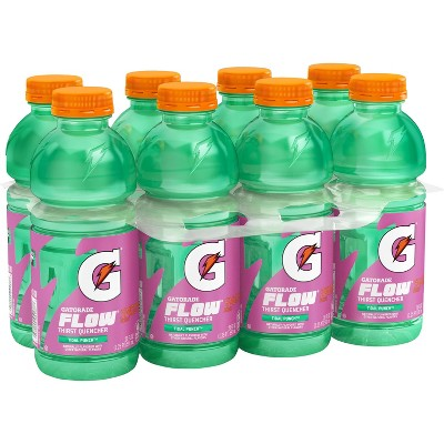 Gatorade Flow Tidal Punch Sports Drink - 8pk/20 fl oz Bottles