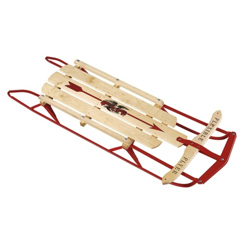 "Flexible Flyer Sled - Natural (48"") - image 1 of 1"