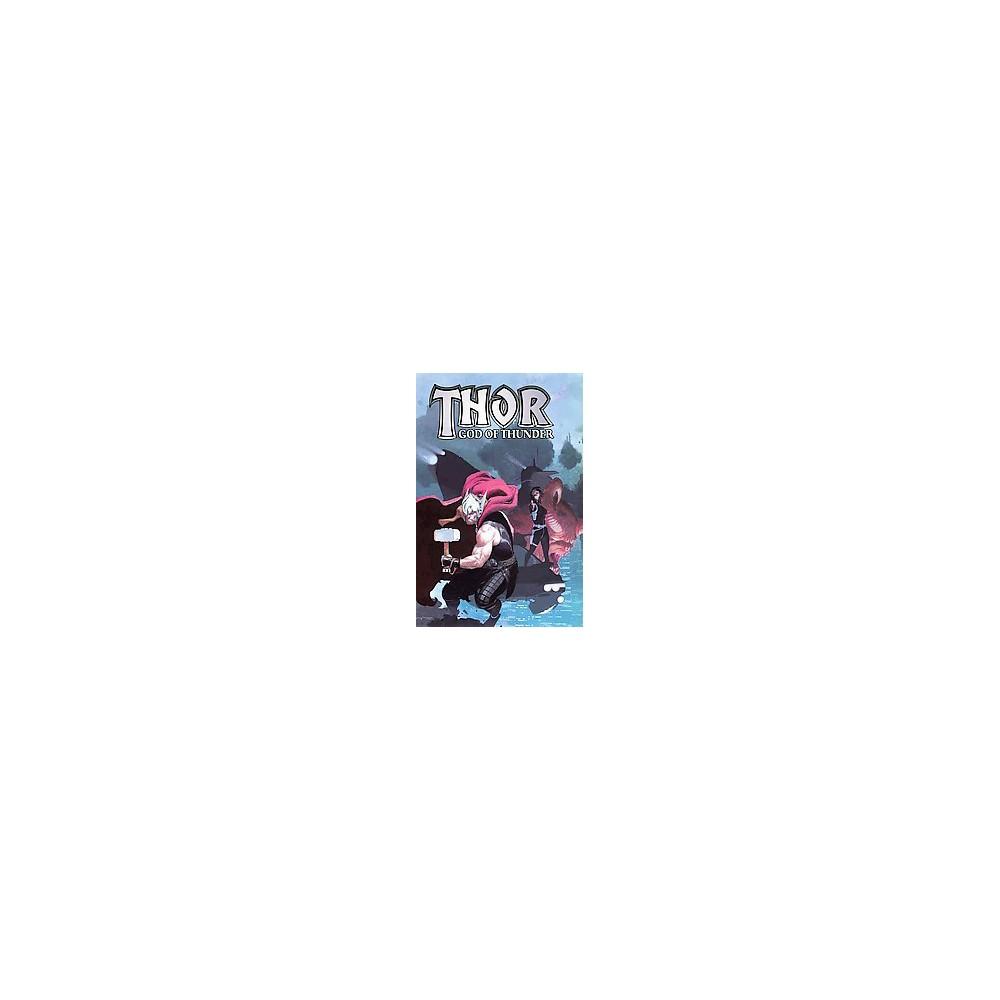Thor: God of Thunder 4 ( Thor: God of Thunder) (Hardcover)
