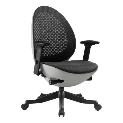 Deco Lux Executive Office Chair White - Techni Mobili