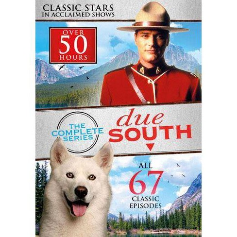 Due South: The Complete Series (DVD) - image 1 of 1