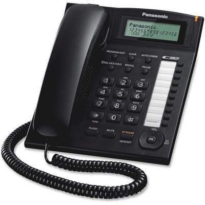 Panasonic KX-TS880-B Standard Phone - Speakerphone
