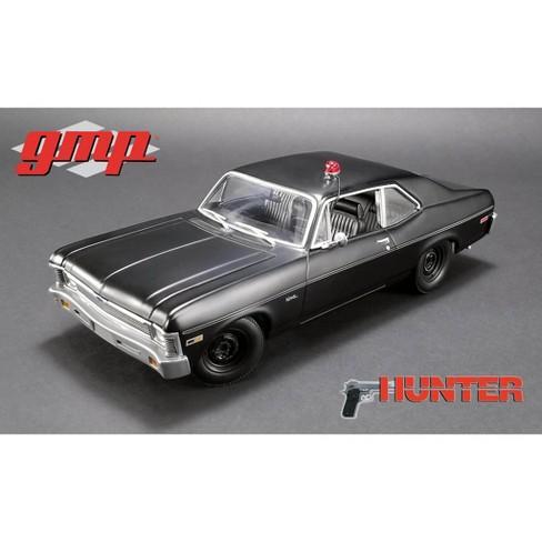 1971 Chevrolet Nova Police Matte Black Hunter Target