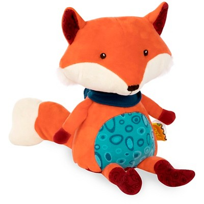 B. Happy Yappies Pipsqueak Talk Back Plush Fox