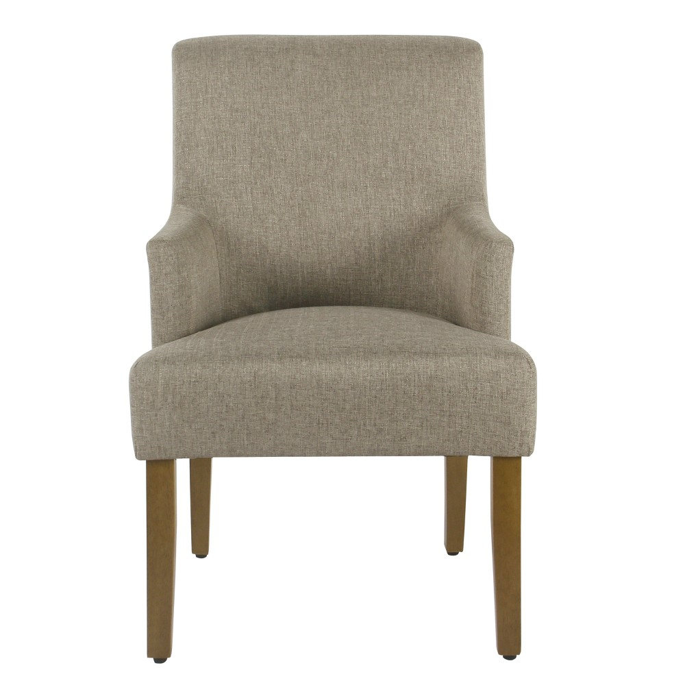 Dining Chairs Brown - HomePop, Linen