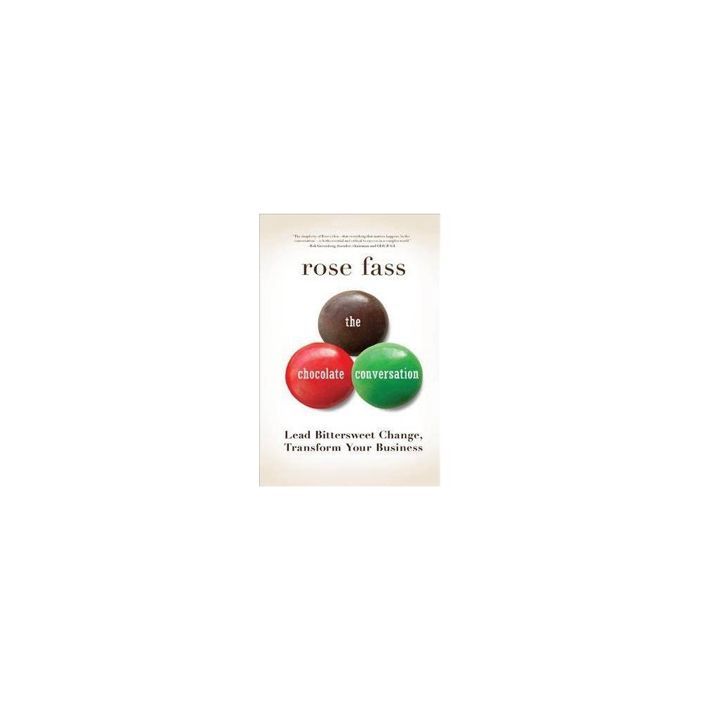 Chocolate Conversation - by Rose Fass (Paperback)