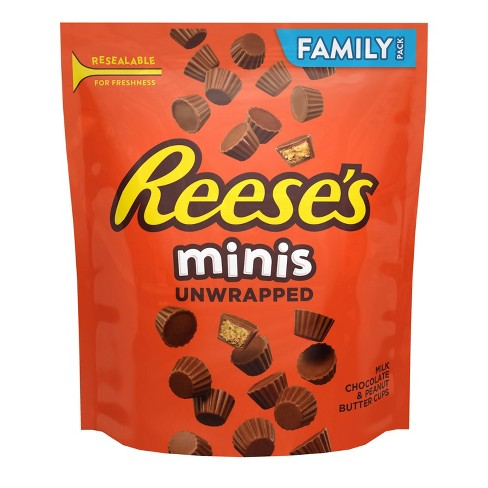 Reese's Miniatures Chocolate Candy - 14oz - image 1 of 4
