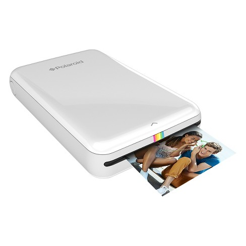 polaroid zip instant mobile printer - white (polmp01x) : target