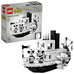 LEGO Disney Steamboat Willie 21317