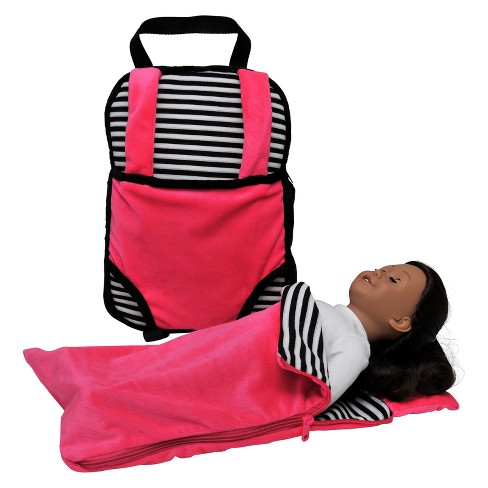 ef36605de12d The Queen s Treasures Child Size Pink   Black Backpack with 18