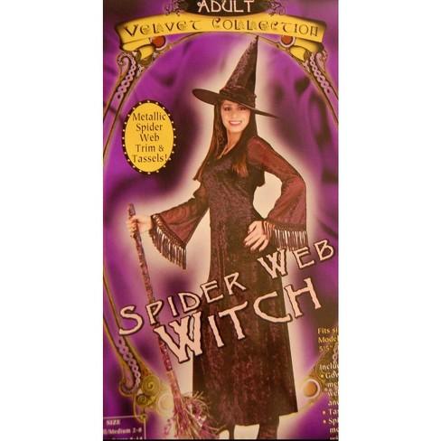 Funworld Spider Web Witch Costume - image 1 of 1