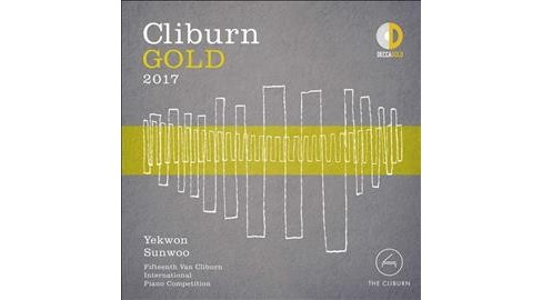 Various - Cliburn Gold 2017 (CD) - image 1 of 1