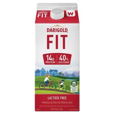 Darigold FIT Lactose Free Whole Milk - 59 fl oz