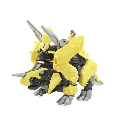 Zoids Giga Battlers Tryke - Triceratops -Type Buildable Beast Figure, Motorized Motion - Kids Toys Ages 8 and Up, 63
