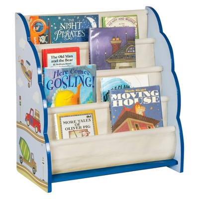 Guidecraft Moving-All-Around Book Display