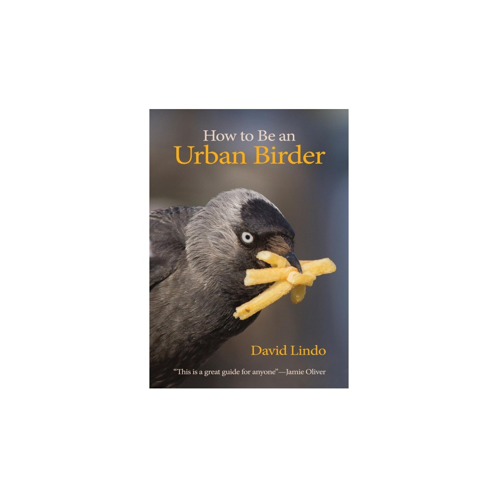 How to Be an Urban Birder - (Wildguides) by David Lindo (Paperback)