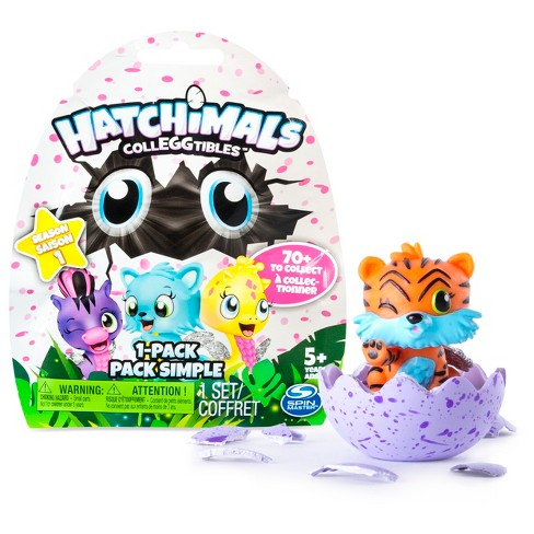 Hatchimals CollEGGtibles by Spin Master (Styles & Colors May Vary) - image 1 of 8