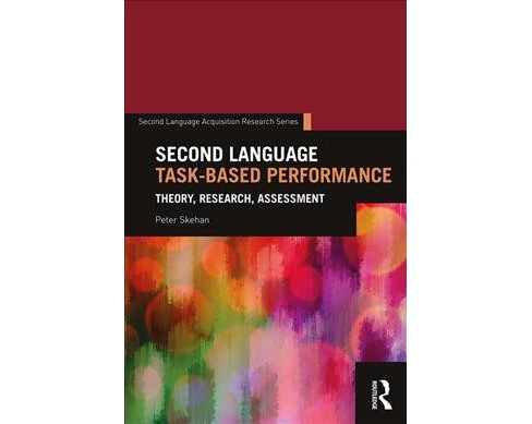 Second Language Task-Based Performance : Theory, Research, Assessment -  by Peter Skehan (Paperback) - image 1 of 1