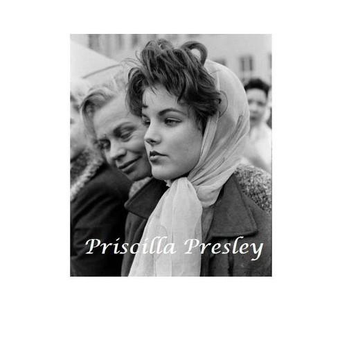 Priscilla Presley - by  Diane Paterson (Paperback) - image 1 of 1