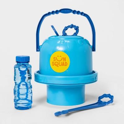 No Spill Big Bubble Bucket Blue - Sun Squad™