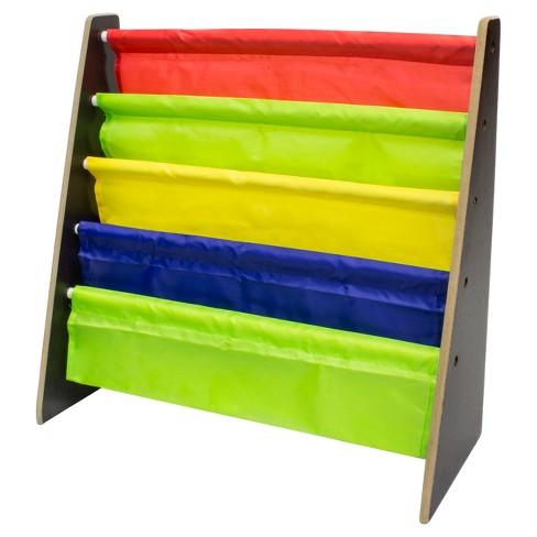 Sorbus Kids Activity Bundle Number Puzzle Mat And Bookshelf Target