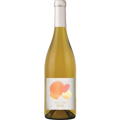 Chardonnay White Wine - 750ml Bottle - The Collection