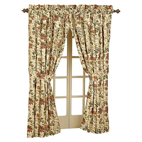 Waverly Felicite Curtain Panel - image 1 of 1