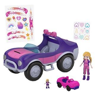 Polly Pocket S.U.V. (Secret Utility Vehicle) Set