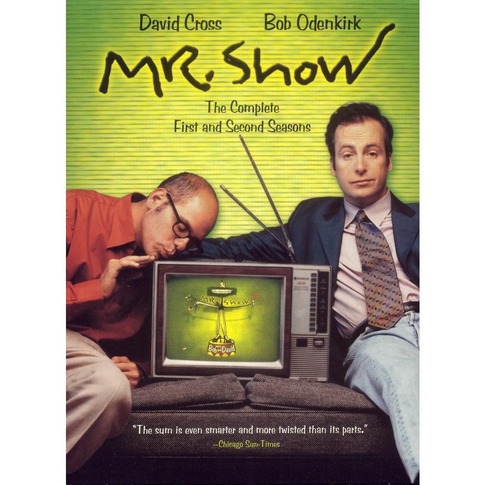 Mr. Show:Season 1 & 2 (Dvd)