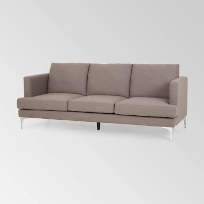 Cason Modern Sofa - Christopher Knight Home