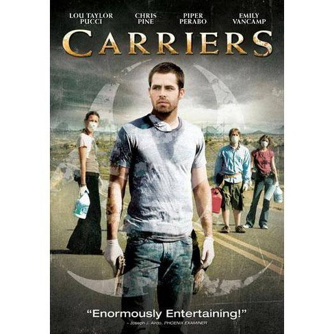 Carriers (DVD) - image 1 of 1