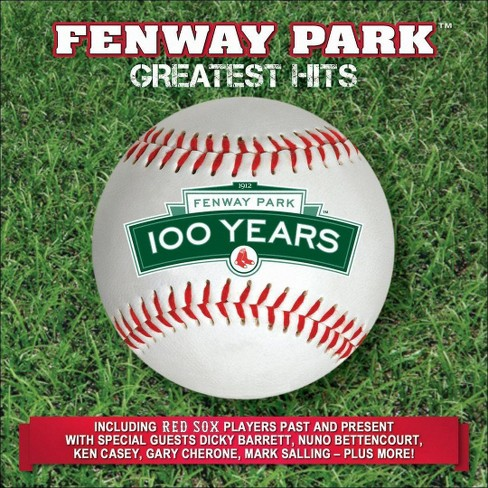 Various - 100 year anniversary of fenway park (CD) - image 1 of 1
