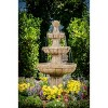 "Napa Valley 45"" Outdoor Water Fountain - Bond - image 4 of 4"
