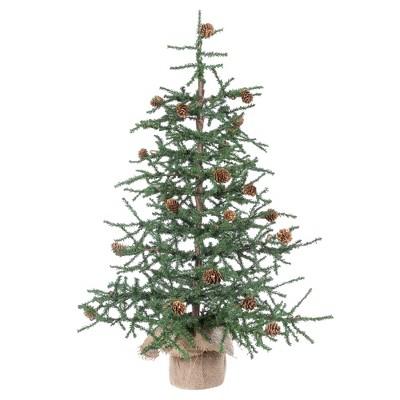 Vickerman Carmel Pine Artificial Christmas Tabletop Tree
