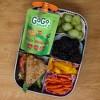 GoGo SqueeZ Fruit & VeggieZ Speedy Strawberry On-the-Go-Pouch, Apple, Strawberry, Zucchini 4ct / 3.2oz - image 4 of 4