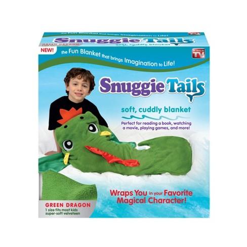 As Seen On Tv Snuggie Tail Blanket Dragon Target