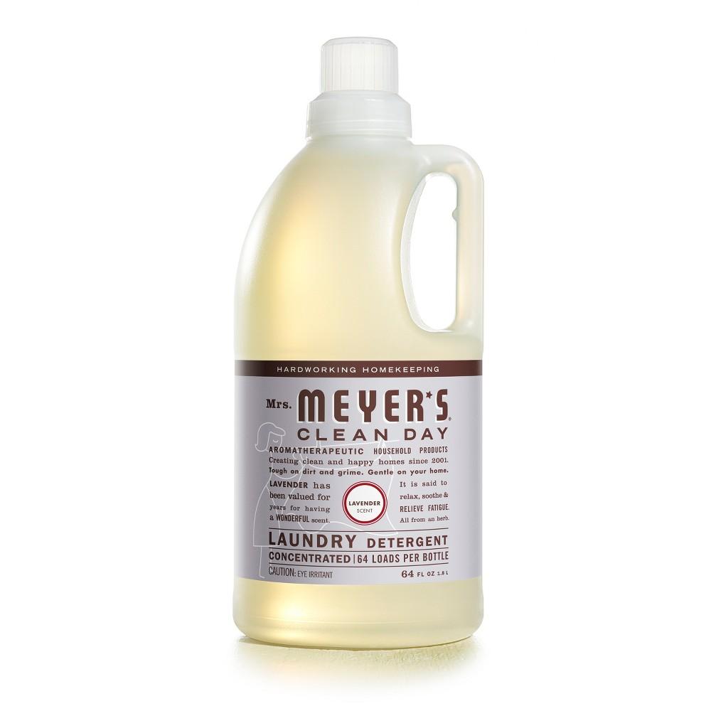 Mrs. Meyer's Clean Day Lavender Laundry Detergent - 64 fl oz