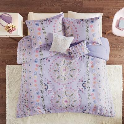 Evie Printed Comforter Set