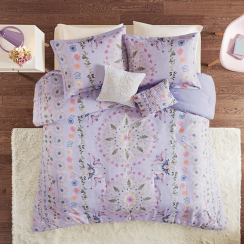 Evie Printed Comforter Set - image 1 of 4