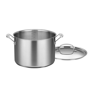 Cuisinart Chef's Classic 12qt Stainless Steel Stockpot with Cover-766-26