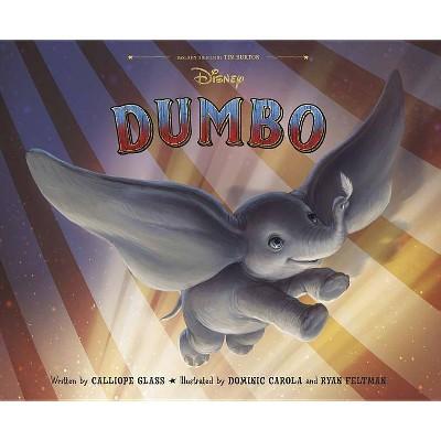 Dumbo - by  Calliope Glass (Hardcover)