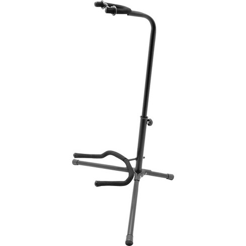 On-Stage XCG4 Black Tripod Guitar Stand, Single Stand - image 1 of 2