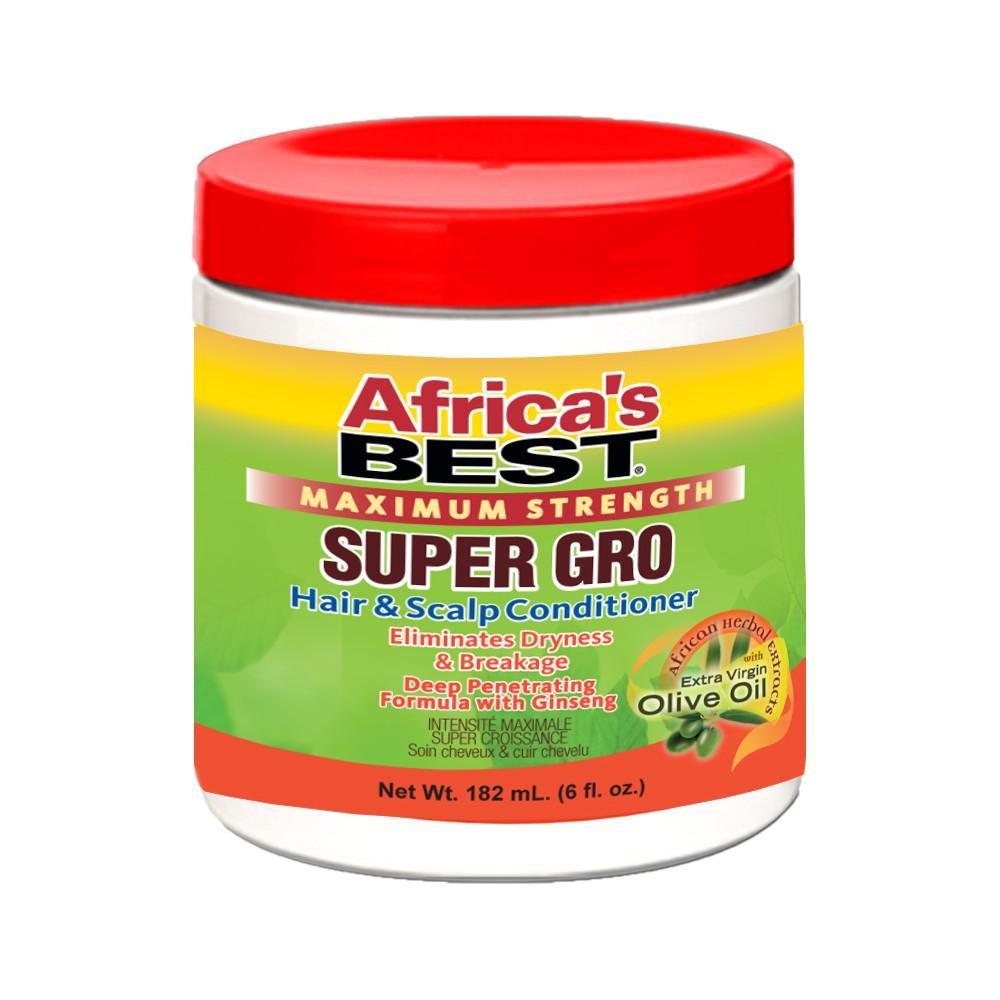 Image of Africa's Best Super Gro Hair & Scalp Conditioner - 5.25 oz