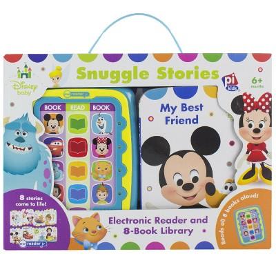 Disney Baby Electronic Me Reader Junior 8 Book Boxed Set